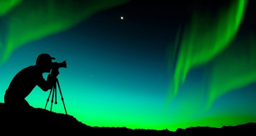 Be amazed by the Northern Lights on your Iceland Vacation