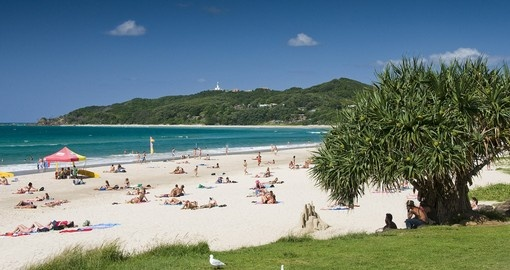 Relax on the beach and enjoy the pure bliss of your Trip to Australia