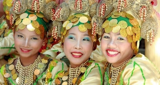 Aliwan Fiesta - an event that gathers different Philippino cultures