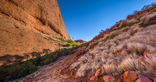 Explore Uluru Kata Tjuta on your next Trip to Australia.