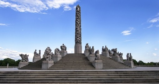 Explore Vigeland Park Museum on your next Norvay vacations.