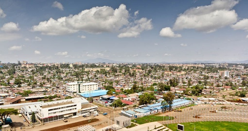 Explore Addis Ababa on your next Ethiopia vacations.