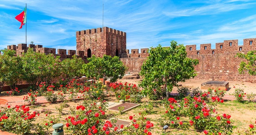 Visit the old Moorish capital of Silves on your Portugal vacation