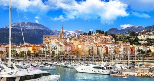 Visit Cannes during your trip in the Mediterranean