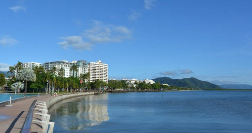 Gateway to the Great Barrier Reef, Cairns is known to have the best nightlife in Queensland