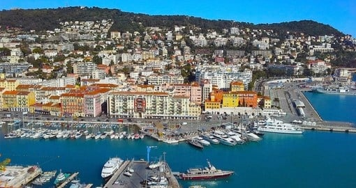 Take a tour of Nice on your France tour