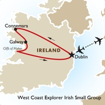 West Coast Explorer Irish Small Group