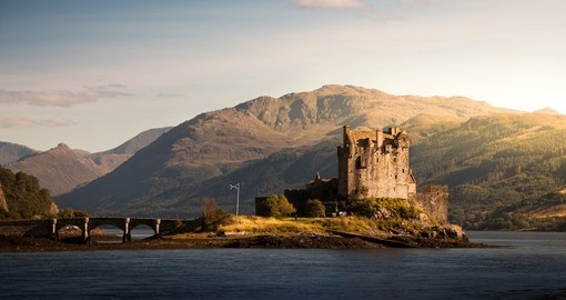 Experience Eilean Donan Castle on your next trip to Scotland.