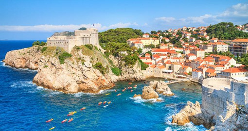 "George Bernard Shaw said ""those who seek paradise on Earth should come to Dubrovnik"""