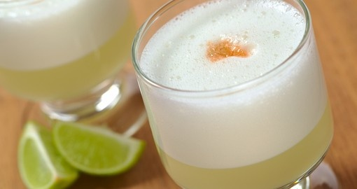 Pisco Sour - Peru's National Drink