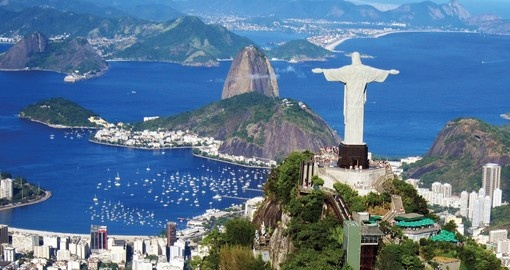 See Christ the Redeemer on your Brazil Vacation