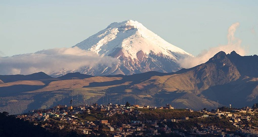 Visit Cotopaxi on your Ecuador Tour