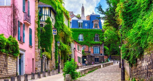 Enjoy famous landmarks on your trip to France