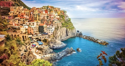 Explore Cinque Terre National Park during your next Italy vacations.