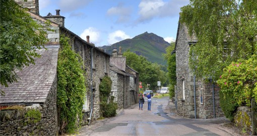 stroll Grasmere on your England Tour
