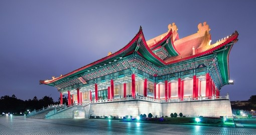 National Chiang Kai Shek Cultural Center - Taipei