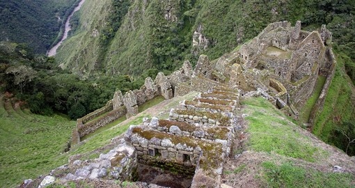 Explore little known Winay Wayna on your trip to Peru