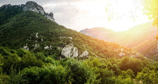 Paklenica National Park is just one of the many wonders you will see on your Croatia Vacation