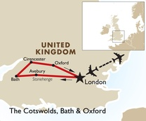 The Cotswolds, Bath & Oxford