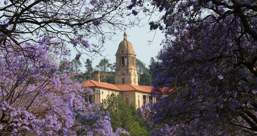 Visit lovely Pretoria on your trip to South Africa