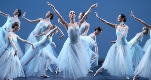 Ballet of Mariinsky Theatre - St. Petersburg