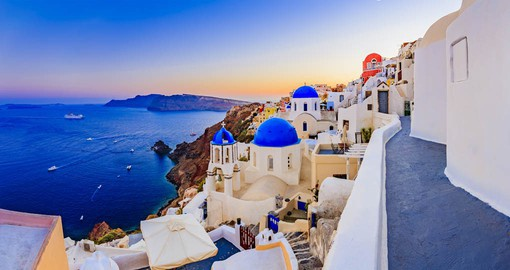 Explore Santorini on your next Greece vacations.