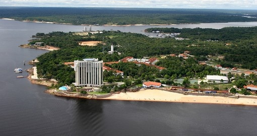 Take in Manaus on your trip to Brazil
