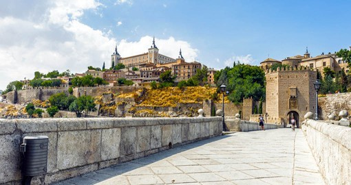 Home of El Greco, Toledo was a place where Christian, Muslim and Jewish communities peacefully coexisted