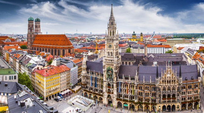 Munich is Bavaria's capital and one of Germany's most popular cities.