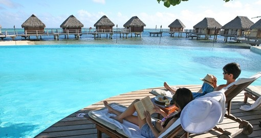 Experience all the activities Moorea Pearl can offer.