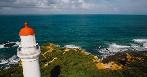 Lighthouse at Aireys Inlet, Great Ocean Road