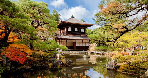 Kyoto served as Japan's capital for more than 1,000 years