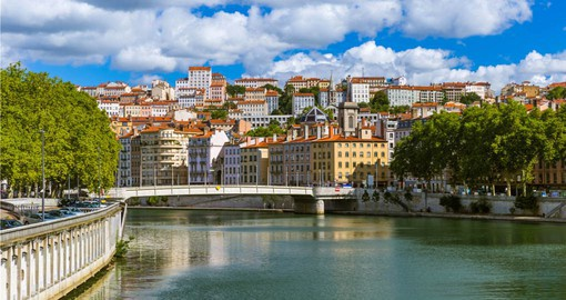 The Old City of Lyon was designated a UNESCO World Heritage Site in 1998