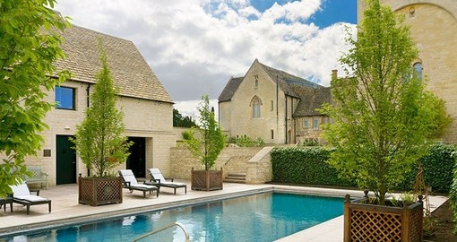 Discover Ellenborough Park during your next England vacations.