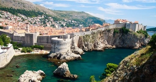 See impressive Dubrovnik on your trip to Croatia