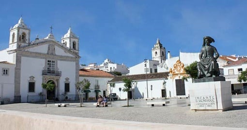 Historic centre of Albufiera