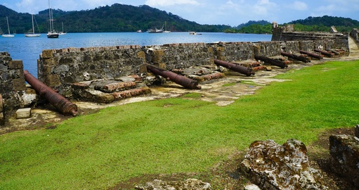 Discover Fort San Lorenzo during your next Panama vacations