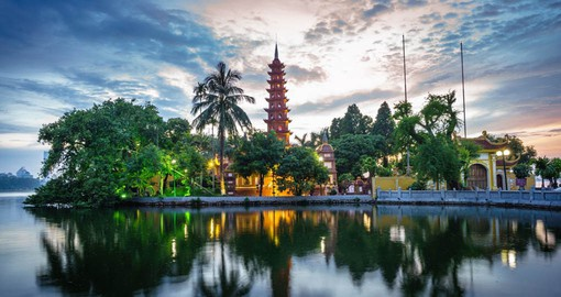 Hanoi is one of the world's most ancient capitals