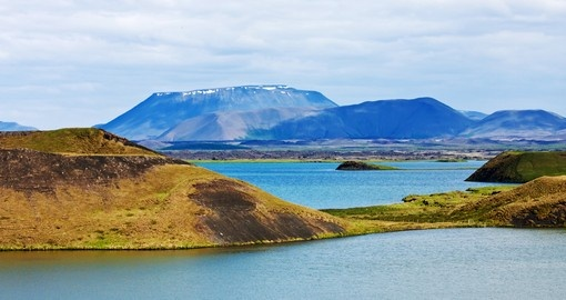 Discover Lake Myvatn on your next trip to Iceland