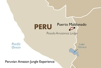 Peruvian Amazon Jungle Experience
