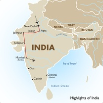 Highlights of India