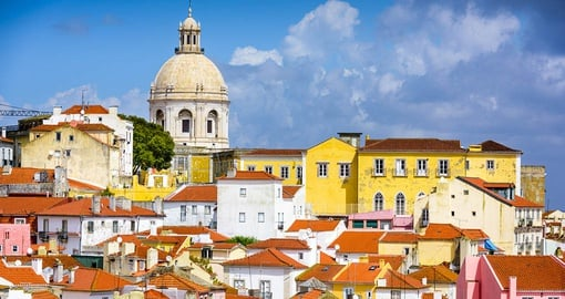 Explore Lisbon on your Portugal Tour