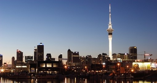 Explore Auckland city  on your next New Zealand vacations.