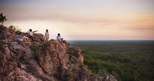 Indigenous Experiences, Northern Territory. Photo credit James Fisher, Tourism Australia