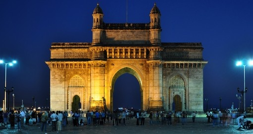 Mumbai, The Gateway of India