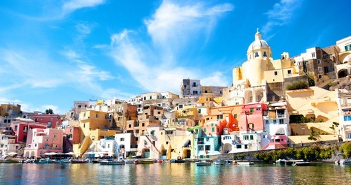 Colorful Island of Procida