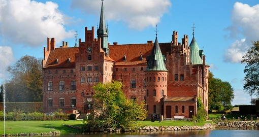 Visit Egeskov Castle on your Denmark Tour