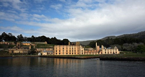 Visit the Port Arthur Historic Site in Tasmania during your Australia vacation.