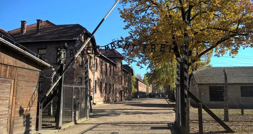 Auschwitz, also known as Auschwitz-Birkenau, opened in 1940 and was the largest of the Nazi concentration and death camps