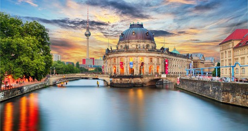 Your Germany vacation begins in Berlin, the country's vibrant capital